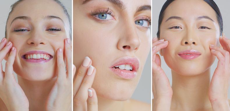 aplicacion suero facial