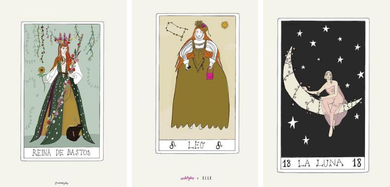 ilustraciones carlotydes