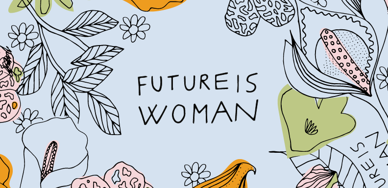 future is woman caja abiuby marzo 2021