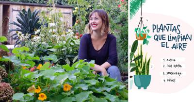 Hablamos con Marta Rosique, plant lover y ecologista