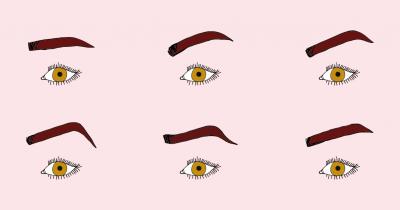 Todas las formas de cejas: ¡descubre la adecuada para ti!