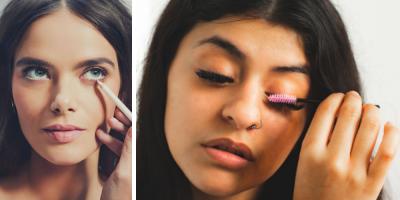 Como agrandar los ojos con el maquillaje